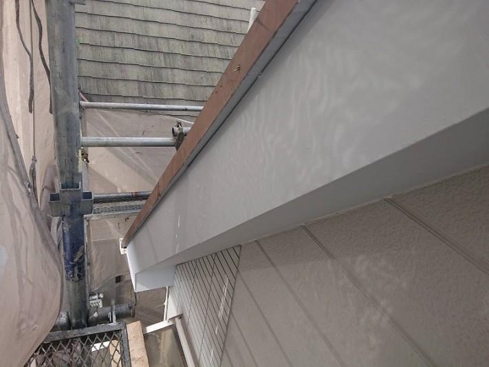 破風板修繕補修2