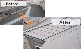 屋根修理・屋根葺き直し