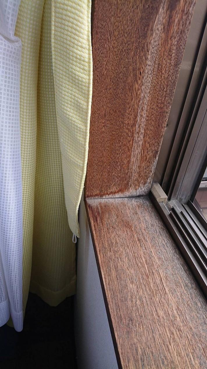 出窓雨漏り3