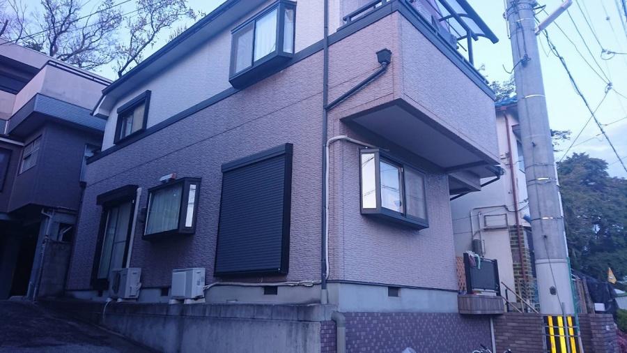 堺市中区現地調査