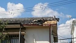 台風21号による被害