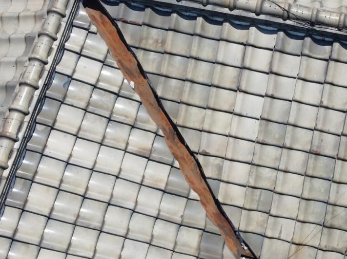 谷板金塗装の劣化