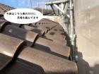 部分足場の組立