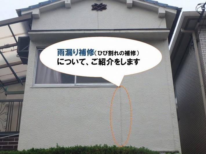 藤井寺市の雨漏り補修についてご紹介