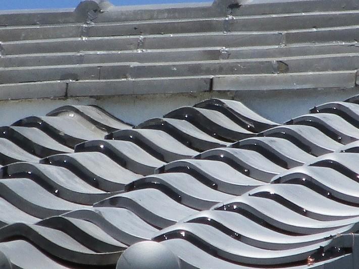 屋根の補修工事4