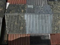 瓦の葺き替え