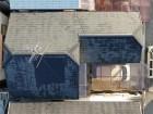 スレート屋根表面劣化