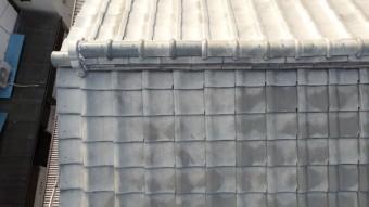 瓦屋根の雨漏り修理