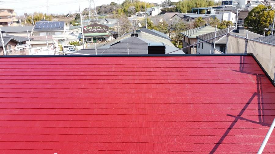 和泉屋根塗装3