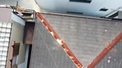 屋根塗装 ビフォー
