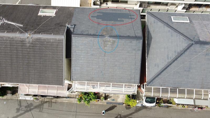 スレート屋根・カバー工法