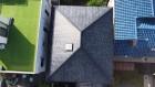 ドローンで確認したスレート屋根