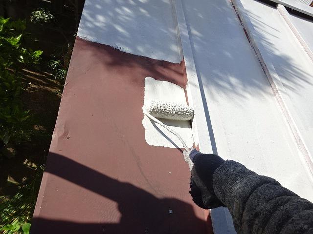 ヘーベルハウス 付帯塗装