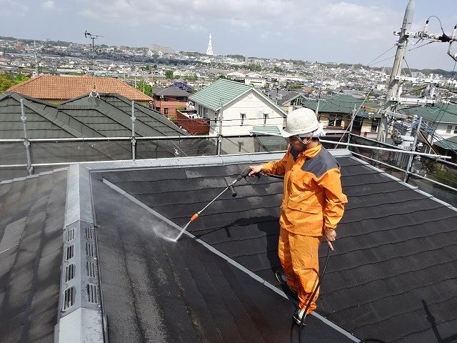 富田林 外壁屋根塗装