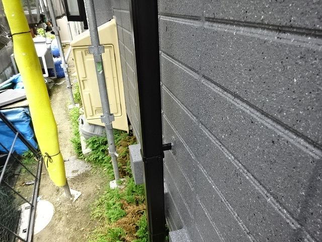 へーベルハウス 付帯塗装
