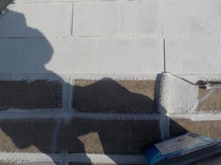 屋根塗装下塗りスレート屋根塗装下塗り