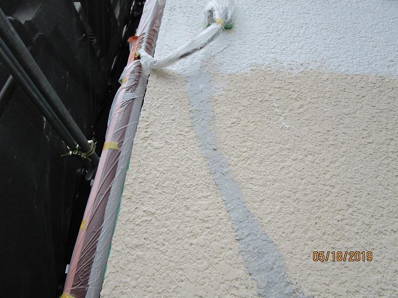 寝屋川塗装工事2