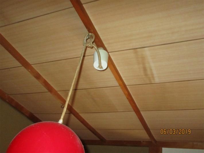 天井の雨漏り