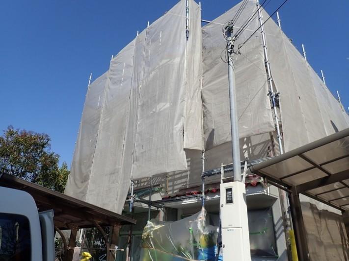 羽曳野市外壁塗装