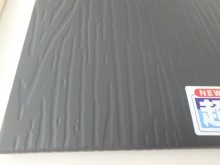 スーパーガルテクトフッ素の表面