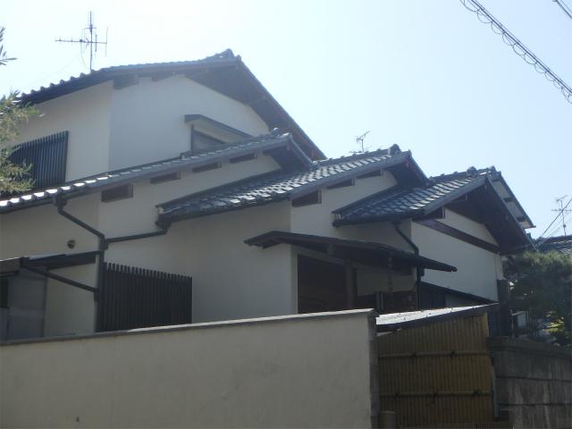 大阪狭山市のお客様の家