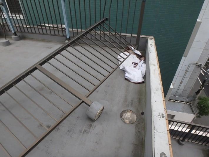 屋上防水 板金