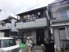 台風被害のあったお家