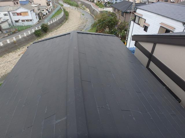 アフターサービス屋根点検
