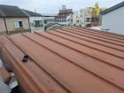 かわら棒の屋根