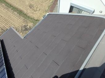 ソーラー 屋根点検