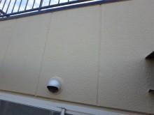 外壁の調査