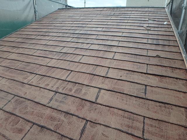 屋根の現状