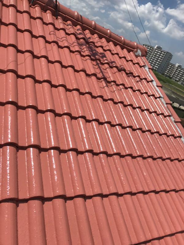 屋根補修工事3