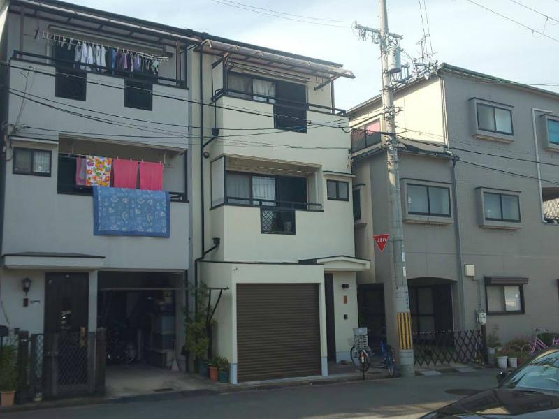 東大阪市の外壁塗装
