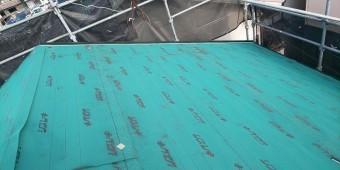 カバー工法防水シート