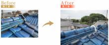 漆喰 屋根修理